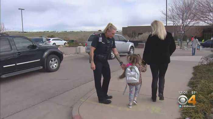 Students Back In Classes Across Denver Metro Area, Police Presence Heightened