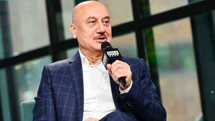 Anupam Kher On Bringing Skype To A Village For His Silver Linings Playbook Audition