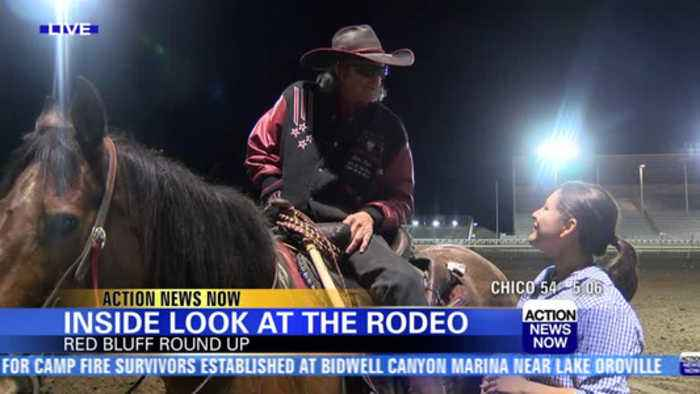 Red Bluff Roundup back in town