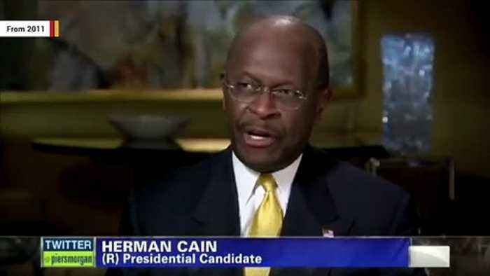 Herman Cain Accuser Calls On Him To Withdraw From Fed Consideration