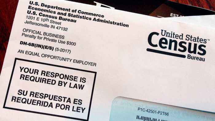 Supreme Court Girds For Fight Over Trump Census Citizenship Question