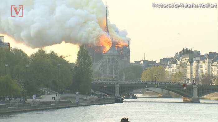 2 Million Bottles of Wine Worth Nearly $13 Million Destroyed In France Warehouse Fire