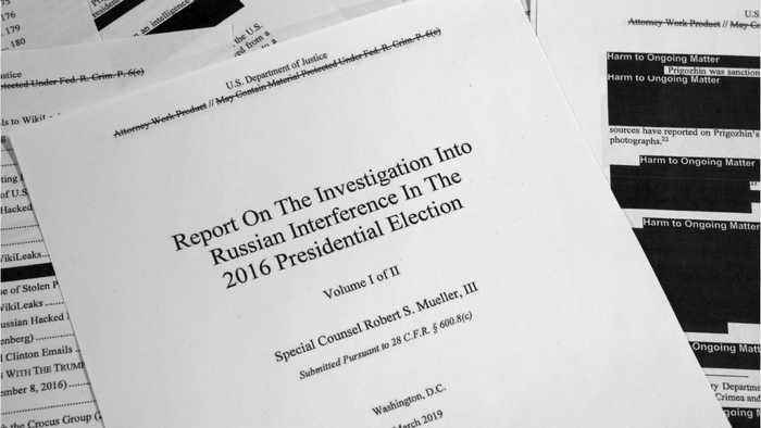 11 Potential Instances of Obstruction of Justice in the Mueller Report