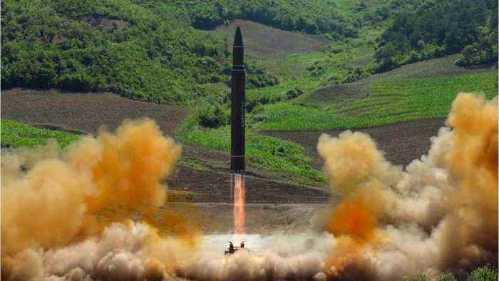 US intelligence And North Korean Weapons Testing
