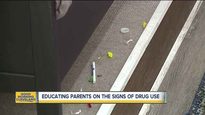 Educating parents on the signs of drug use