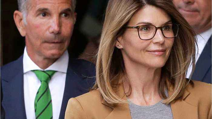 Lori Loughlin's Husband Lied About Going To USC
