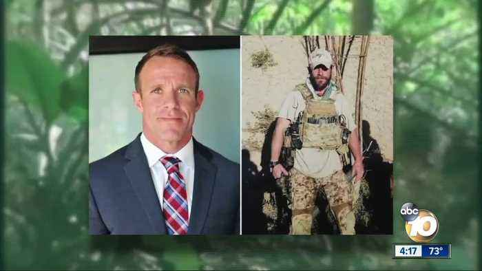 Navy SEAL's restrictions lifted