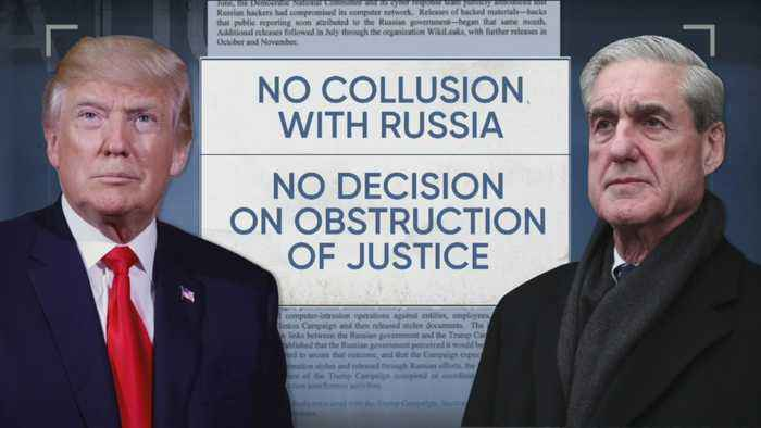 Investigations Continue After Mueller Report Released