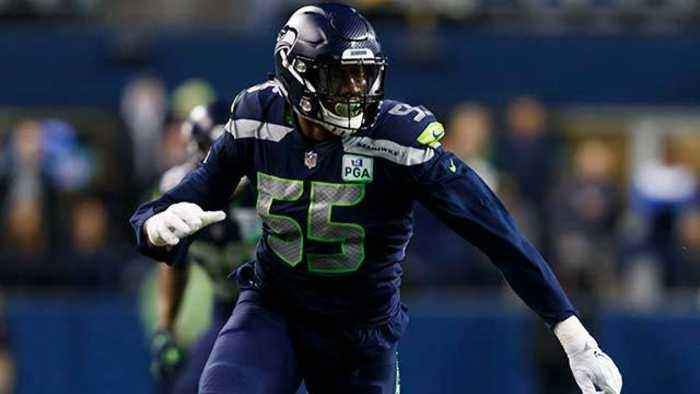 NFL Network's Tom Pelissero: There are 'multiple teams' interested in trading for Seattle Seahawks defensive end Frank Clark