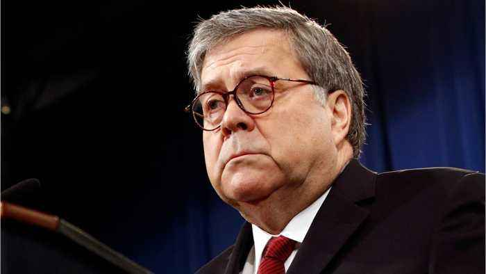 Democrats Reject AG Barr's Proposal For Limited Access To The Mueller Report