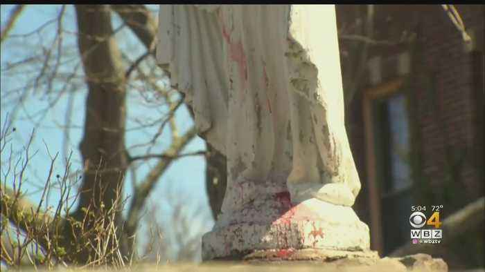 Woman Faces Charges For March Vandalism Of Mount Hope Cemetery