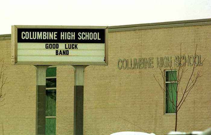 This Day in History: Columbine High School Massacre (Saturday, April 20th)