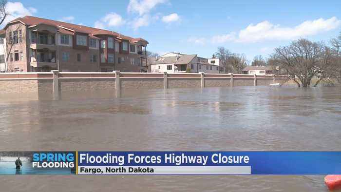 Fargo's Flooding Is Making It Tough For Some Minnesotans