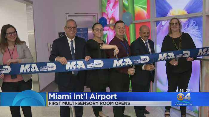 MIA Opens Its First Multi-Sensory Room For Kids With Autism