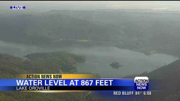 Inspection to begin on Oroville Dam Spillway