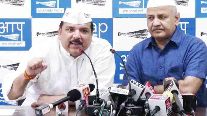 Manish Sisodia held a press confrence on AAP Congress alliance in Delhi | Oneindia News