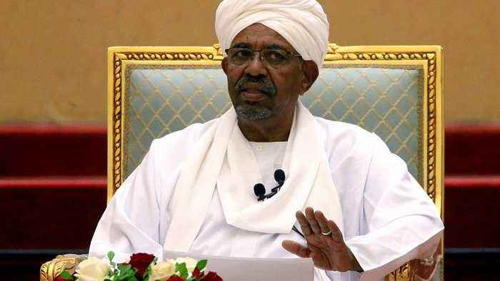 Large cash trove found at Sudan's ousted leader's home