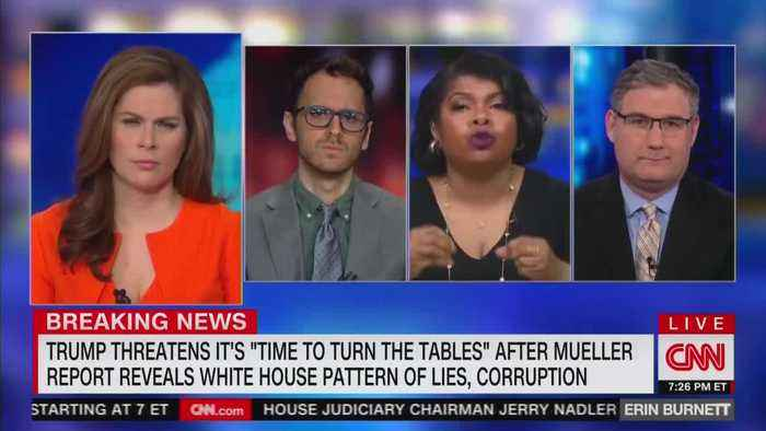 April Ryan says White House is concerned