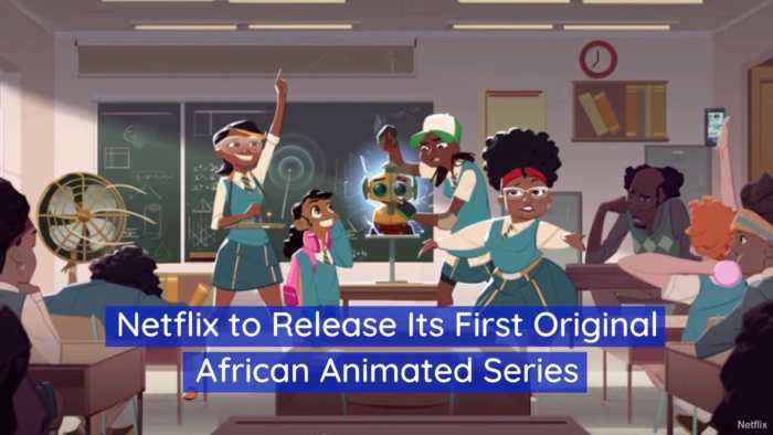 Check Out This New Netflix Animated Series