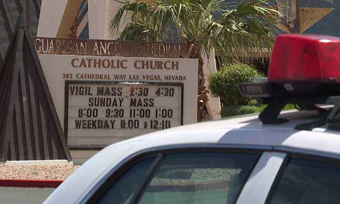 Good Friday, Easter services continue amid heightened police presence