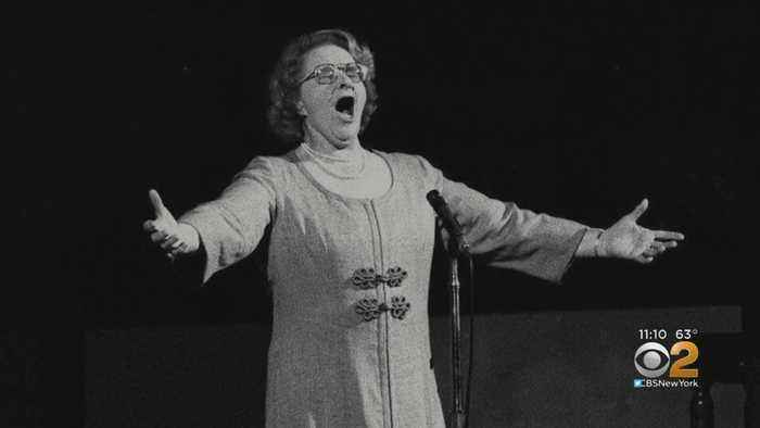 Yankees Stop Airing Kate Smith Over Racism Claims