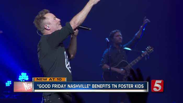 Chris Tomlin plays for sold-out Good Friday crowd at Bridgestone Arena