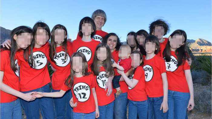 Turpin Family Parents Sentenced To 25 Years After Torturing Children
