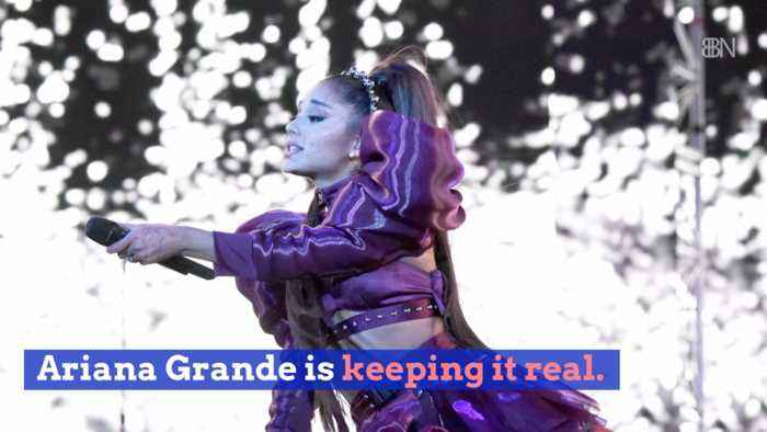Ariana Grande Deletes Tweet About Trouble Performing