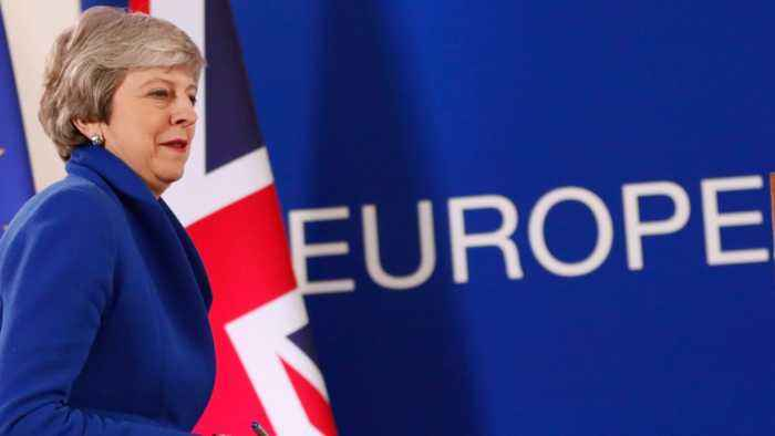 UK PM Theresa May Is Treading On Very Thin Ice Indeed