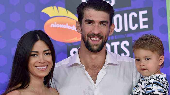 How Does Michael Phelps Teach His Kids To Swim?