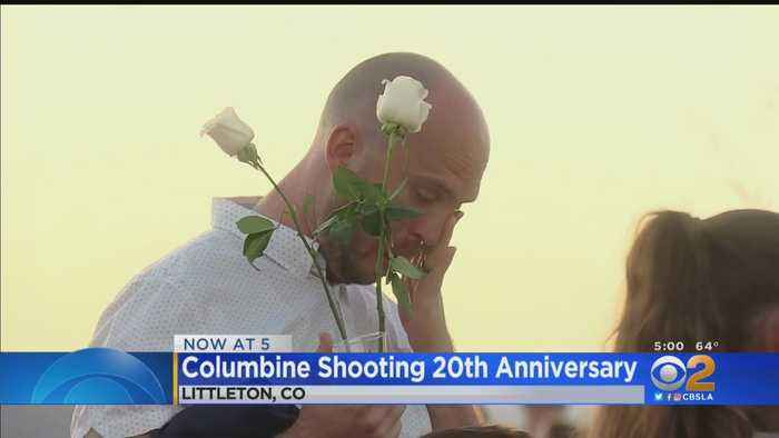 On 20th Anniversary Of Columbine Shooting, Painful Wounds Reopened