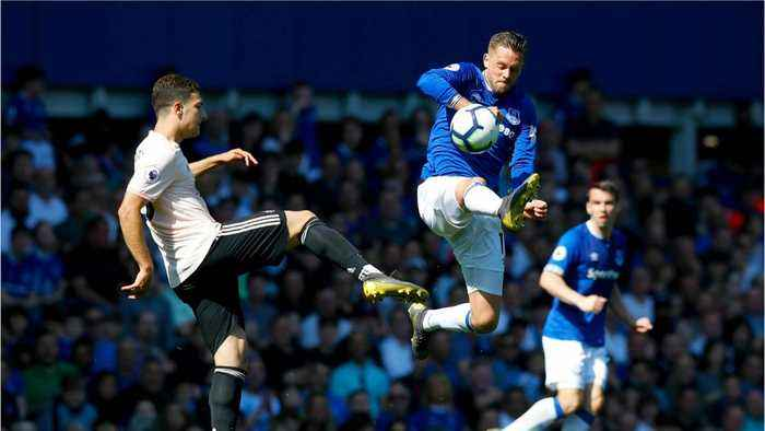 Man United Crushed By Everton
