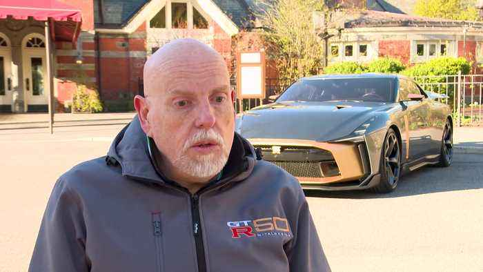 Bob Laishley Discusses the Nissan GT-R 50th Anniversary Special Edition Model