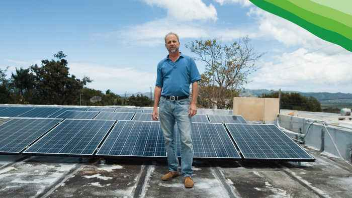 The Architect Powering Up Puerto Rico