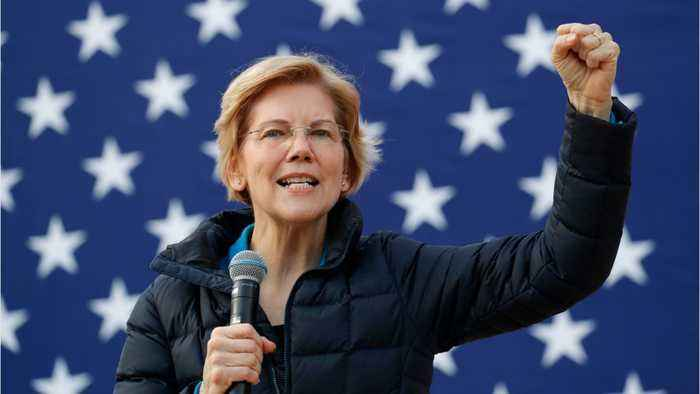 Elizabeth Warren Unveils New Plan To Eliminate American Student Loan Debt