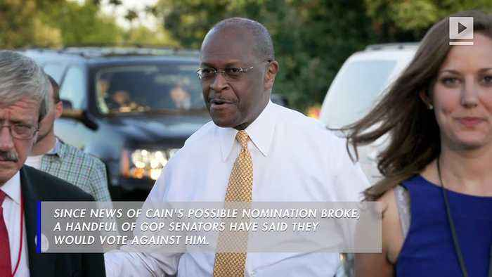 Herman Cain Will Not Be Nominated to US Federal Reserve Board