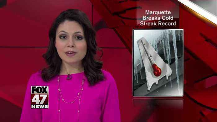 Marquette goes nearly 200 straight days with temps under 60 degrees