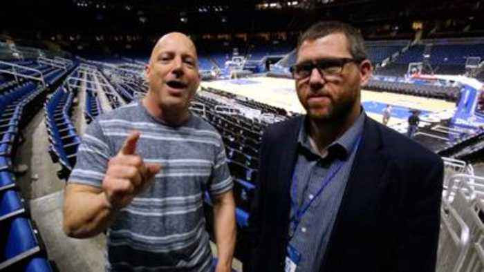 Bianchi, Parry break down what went wrong again for the Magic against Toronto in NBA Playoffs Game 4