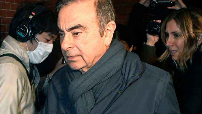 Ghosn Hit With Fresh Charges