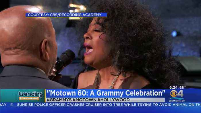 Trending: Motown 60: A Grammy Celebration