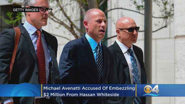 Michael Avenatti Accused Of Embezzling More Than $2M From Heat Player Hassan Whiteside
