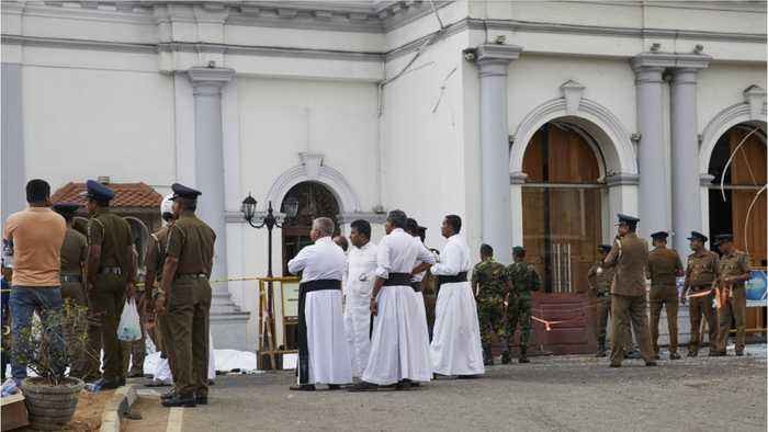 Sri Lanka PM Not Alerted to Warning of Attack Because of Feud