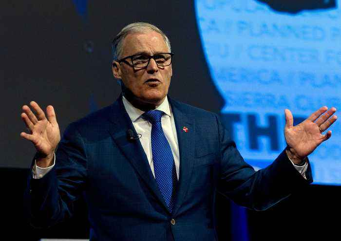 Gov. Inslee Calls Trump Public Enemy No. 1 on Climate Action