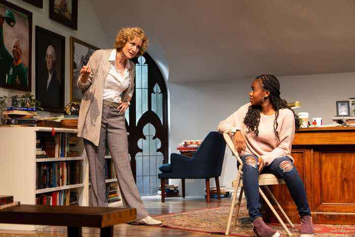 Review: The Geffen Playhouse - The Niceties