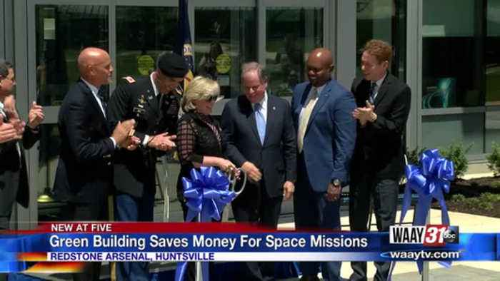 New Green Facility at Marshall Space Flight Center