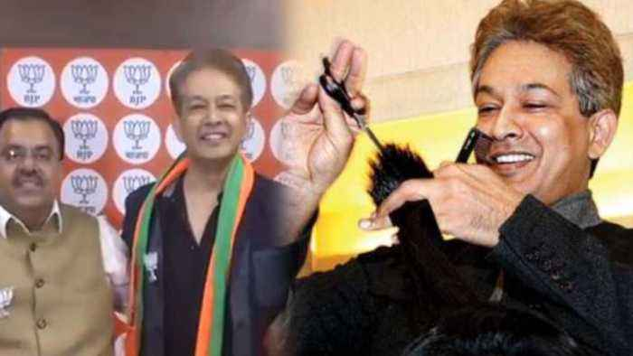 Lok Sabha Election 2019 : Hair Stylist Jawed Habib joins BJP | Oneindia News