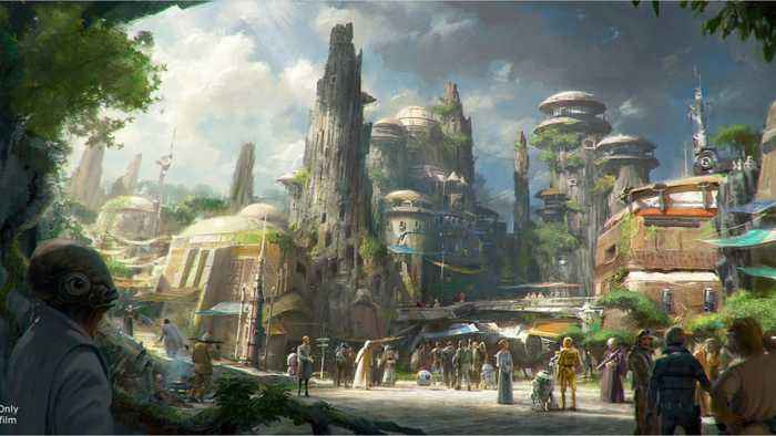 Star Wars: Galaxy's Edge Reservations Date Announced