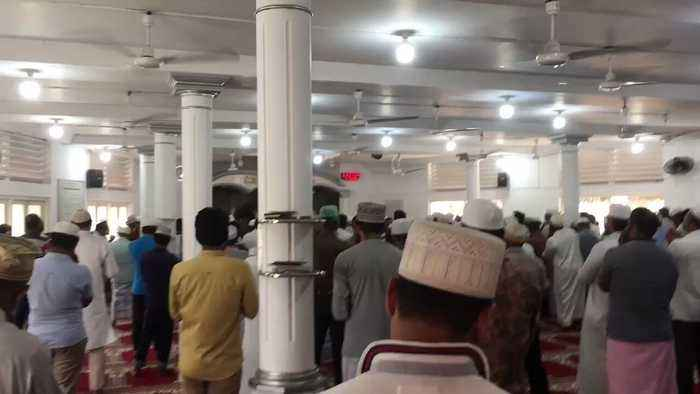 Funeral Held at Mosque For Victim of St Sebastian's Church Bombing as Sri Lanka Observes National Day of Mourning