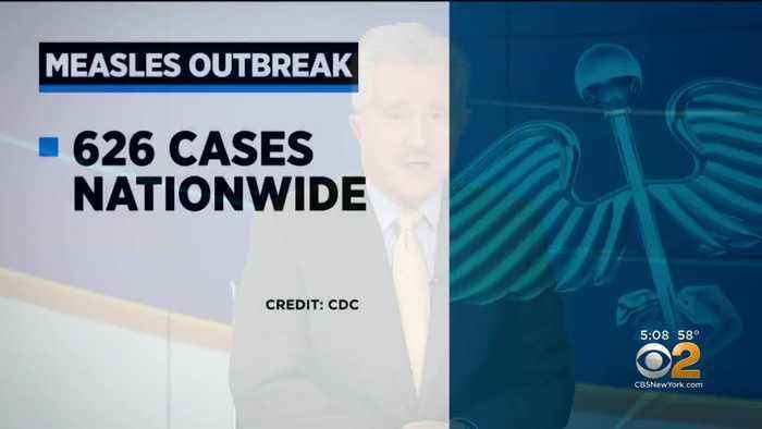 Lack Of Vaccinations, Ease of Travel To Blame For Measles Outbreak