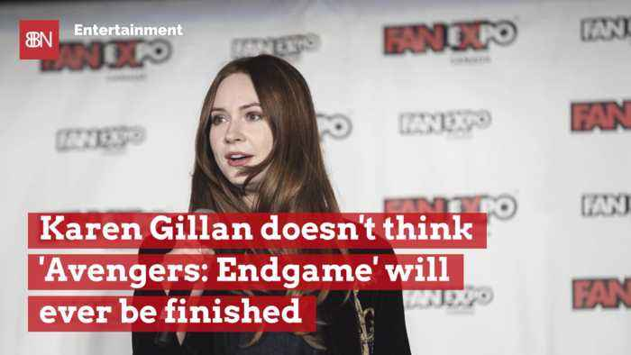 Karen Gillan Gives Her Thoughts On New 'Avengers' Movie
